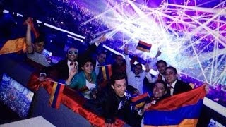 Eurovision 2014. Armenia WINDS Grand Final! Aram MP3  Not Alone. Eurovision 2014, Armenia, Aram MP3.