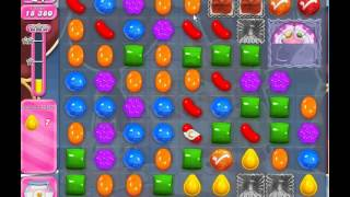 Candy Crush Saga - level 1103 (3 star, No boosters)
