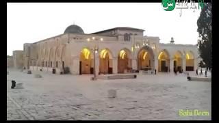 Gambar cover Adzan yang sangat indah dari masjid Al Aqsa Palestina