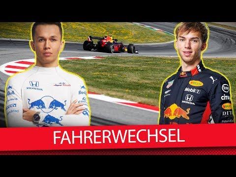 Red Bull: Verdient Gasly eine zweite Chance? - Formel 1 2019 (News)
