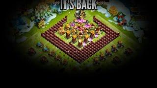 The Corner Base Is Back!!!!