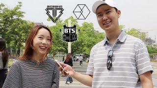 What Koreans Think Of KPOP (BTS, BLACKPINK?)