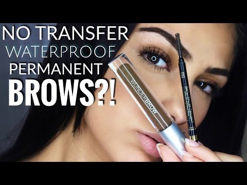 DIY PERMANENT BROWS?! WUNDERBROW REVIEW & TUTORIAL wunder2 | Dana Dey