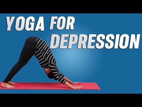 Solution For Depression || Yoga To Fight Depression