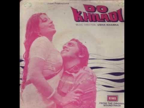 usha khanna - do khiladi 1976