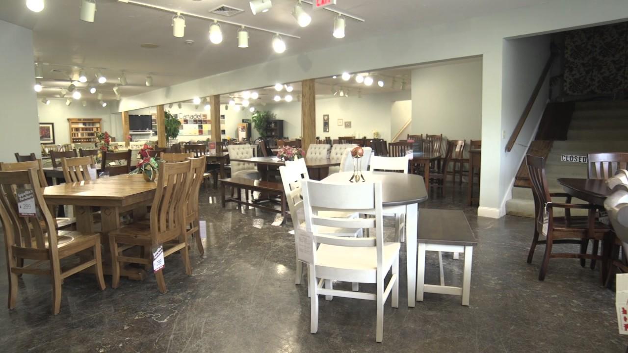 Ippolitos Furniture   Dining Room Walkthrough