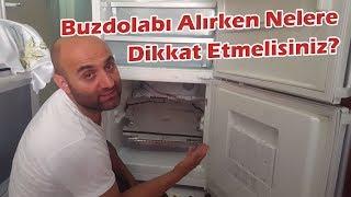 Buzdolabı Şeçerken Neye Dikkat Edilmelidir?