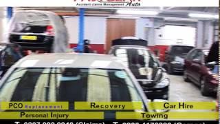 Accident Claims Management