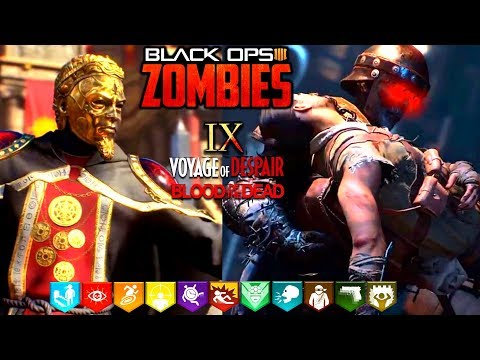 ULTIMATE BO4 Zombies Guide! - All Maps PACK A PUNCH Easter Eggs, Shield Parts and More!