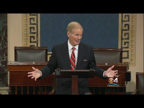 Florida Senator Bill Nelson Delivers Final Speech