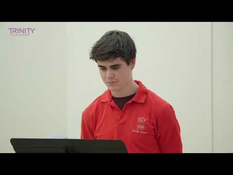 Trinity College London Grade 7 Singing Improvisation Test (stylistic stimulus)