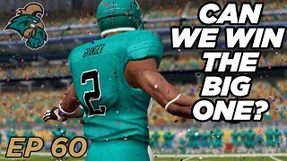BIGGEST BOWL GAME IN CCU HISTORY!!! Moving On??  - NCAA Football 14   Coastal - Ep 60