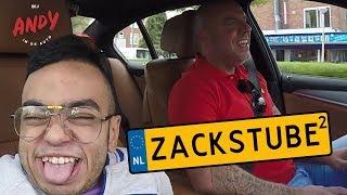 ZacksTube deel 2 - Bij Andy in de auto