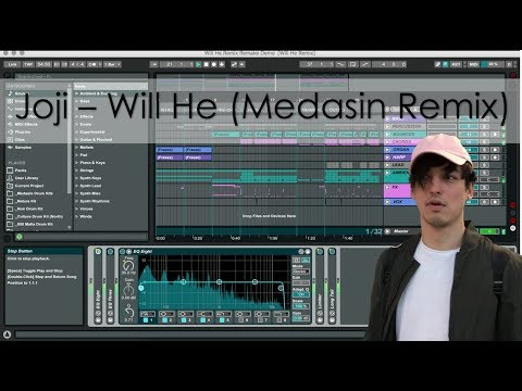 Joji - Will He (Medasin Remix) Instrumental Remake [WITH PROJECT FILE]