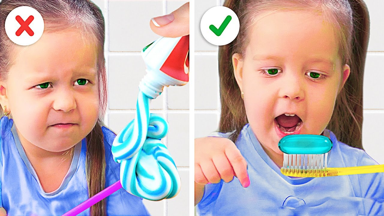 IMPORTANT RULES YOU CAN TEACH YOUR KID BY AGE 10👧🏻🧼 MUST-KNOW PARENTING Hacks For New Moms And Dads