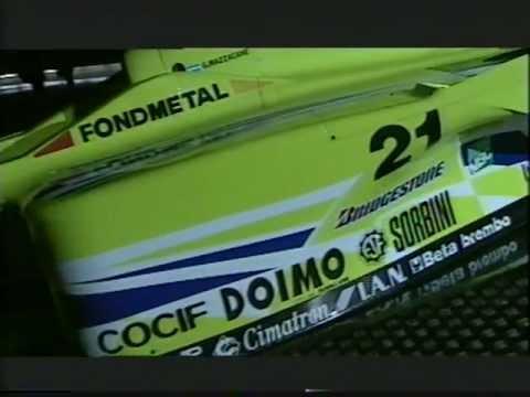 Presentazione Minardi M02