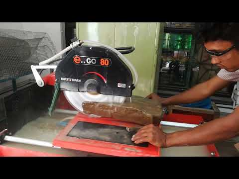 Efficient Stone cutting technology for Nepal