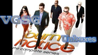 Unboxing: Burn Notice The Complete Series DVD Boxset