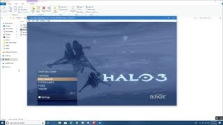 Playing Halo 3 On PC + Secret Cutscene Details