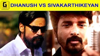 Clash Between Dhanush and Sivakarthikeyan | Seemaraja | vada chennai | Ammer