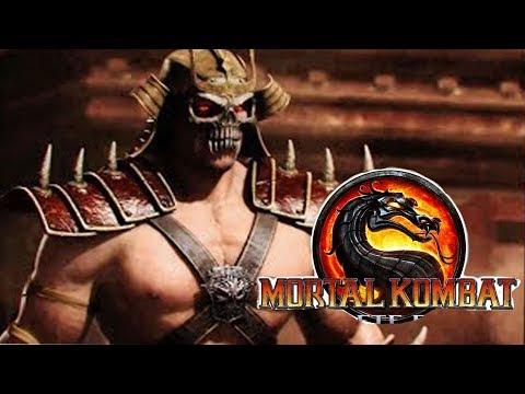 """фильм """"Mortal Kombat 9"""" (весь сюжет, игрофильм )"""