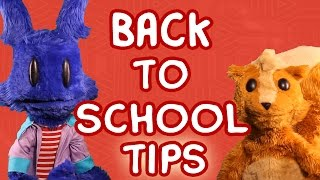Back to School Tips - Stormy & Baker