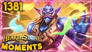 Having Lethal Is Sometimes NOT ENOUGH | Hearthstone Daily Moments Ep.1381