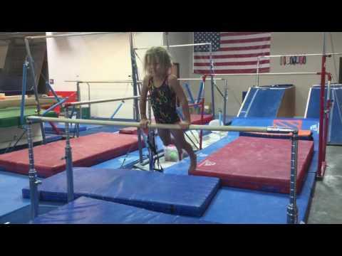 Tina's Group Werk 3 2016 Gymnastics Camp Commercial