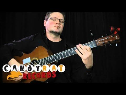 Kelly Valleau - Fade to Black (Metallica) - Solo Guitar Arrangement