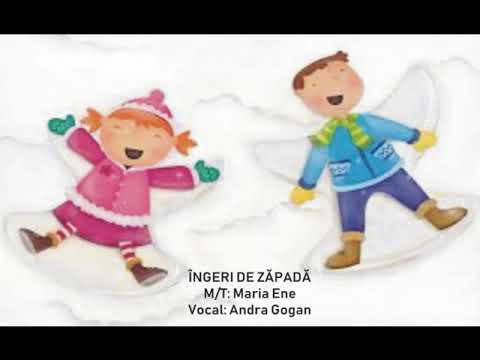 ÎNGERI DE ZĂPADĂ – Cantece pentru copii in limba romana