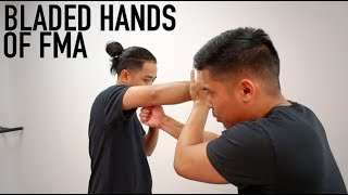 BLADED HANDS OF FILIPINO MARTIAL ARTS