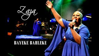 Video Zaza - Bayeke bahleke download MP3, 3GP, MP4, WEBM, AVI, FLV Juli 2018