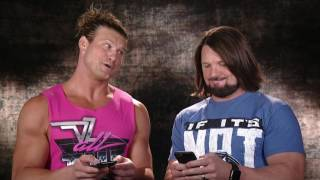 """AJ Styles and Dolph Ziggler think they are """"The Greatest"""" - WWE Champions"""