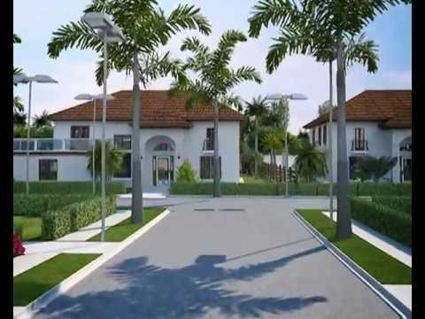 3D Walkthrough Video for Entire Community Housing project