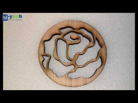 5mm&10mm Oak wood cutting