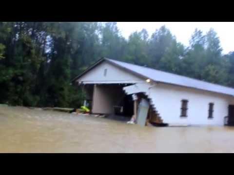 Historical Flooding in South Carolina October 4, 2015 Hurricane Joaquin