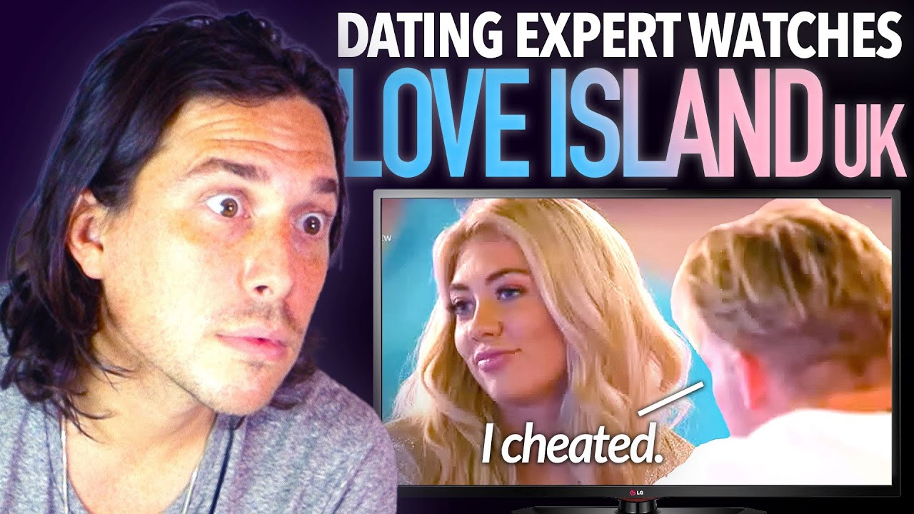 Dating Expert Reacts to LOVE ISLAND UK | Creepiness, Flirting, Showing Attraction