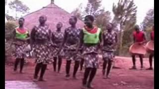 Luo Traditional Dancers (Susana's Wedding) - acholinetwork.com