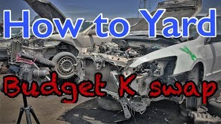 How to Yard Budget K Swap