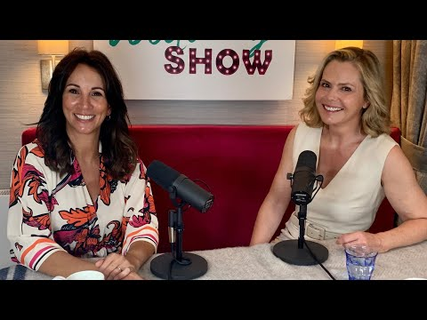 This Girl is on Fire with Andrea McLean on the Liz Earle Wellbeing Show