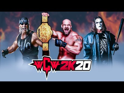 WCW 2K20 For Playstation 4 And X Box One Demo // Fan Made Demo