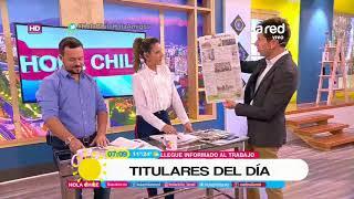 Hola Chile Programa Completo Martes 24 de Abril 2018