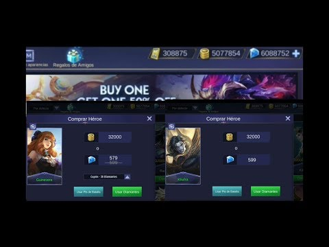 MOBILE LEGENDS | HACK DIAMONDS  | HACK GOLD
