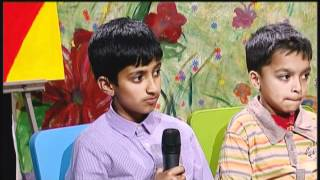 Kids Time: Programme 5 (English & Urdu)