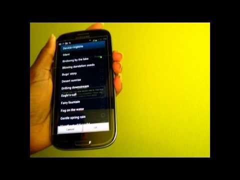 best free ringtone app for samsung galaxy s3