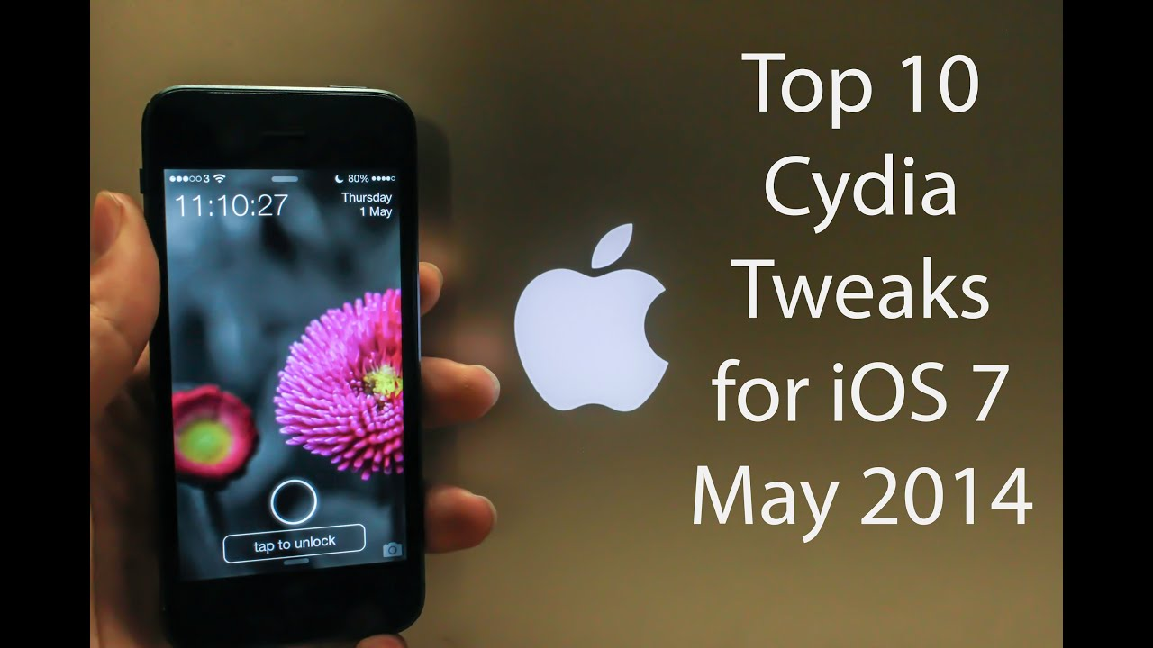 Best Cydia Tweaks For Ios 7 And Iphone 5s 5 May 2014 Youtube