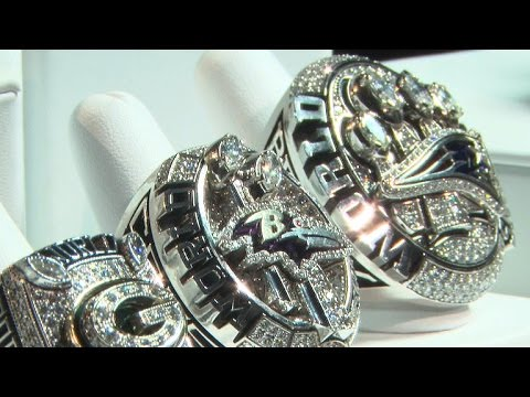 Inside The Company Creating The Super Bowl Rings