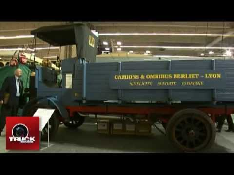 Le premier camion classé monument historique