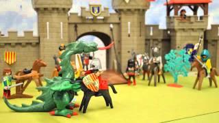 Sant Jordi stop motion 2014