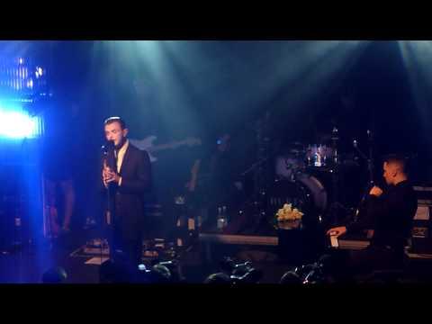 Hurts-Unspoken-Live-Dot to Dot Festival-Rock City-Nottingham